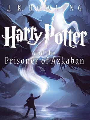 'Harry Potter and the Prisoner of Azkaban,' J.K. Rowling's third book in the series about a boy wizard, has gotten a new cover. Designed by illustrator Kazu Kibuishi, it will be available on Aug. 27.