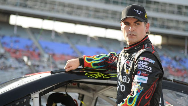 Jeff Gordon says most people don't recognize him when he's home in New York City.