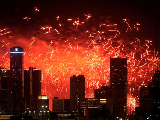 Feds urge fireworks sellers to watch for suspicious buyers