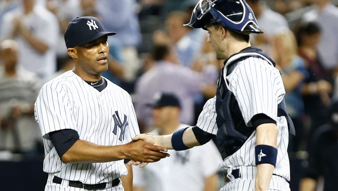 Mariano Rivera is an extremely safe source of saves, converting 26 of his 27 opportunities so far this season.