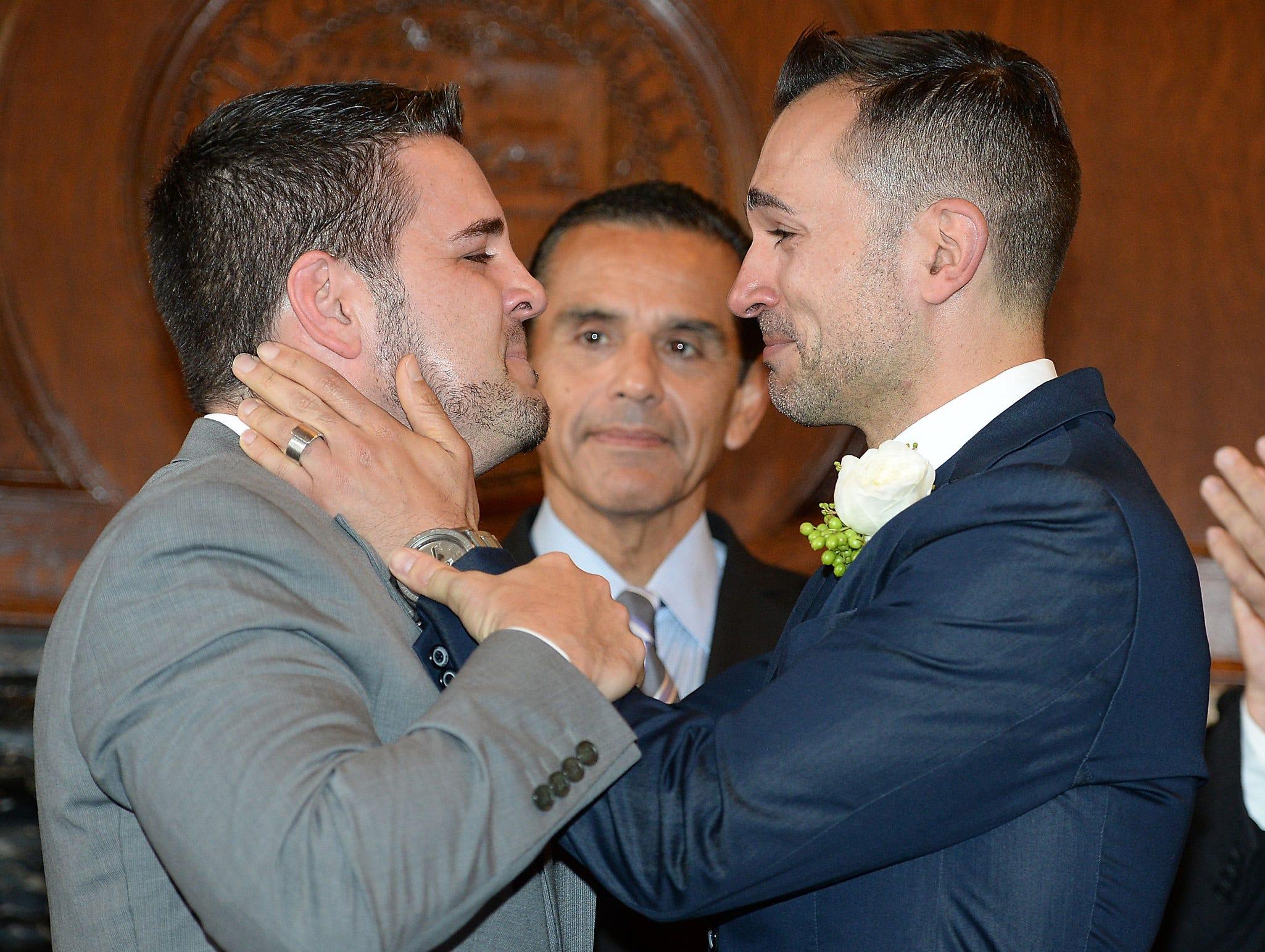 Antonio villaraigosa on gay marraige