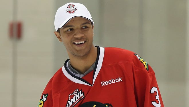 Seth Jones is ranked first on most scouts' list, though the Colorado Avalanche are expected to make Nathan MacKinnon the first pick.