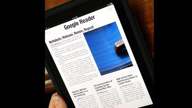 On Monday, fans of Google's popular Reader application will bid farewell.