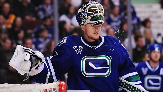 Cory Schneider will be heading to the New Jersey Devils in a draft day trade.