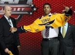 Seth Jones' selection by Predators is history-making