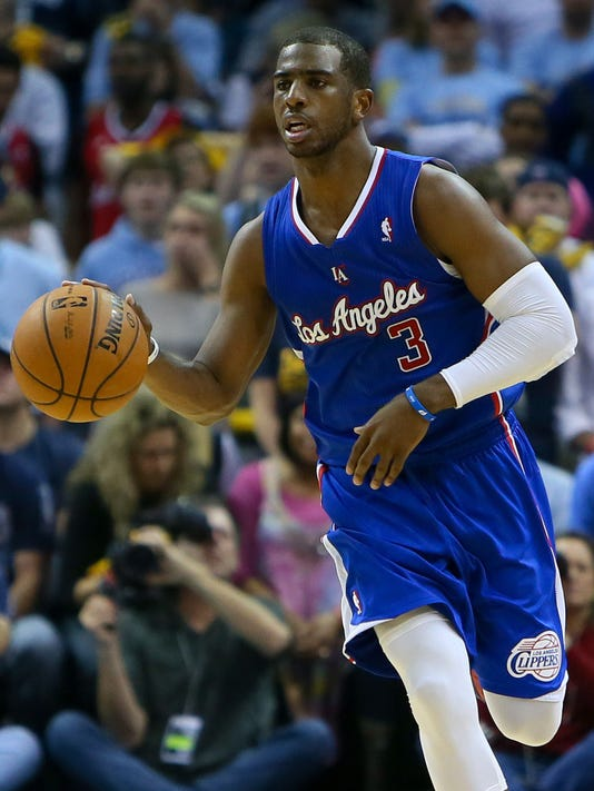 Chris Paul re-signs with Los Angeles Clippers