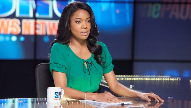 Gabrielle Union plays Mary Jane Paul, a successful TV news host with a complicated family life, including a mother who's ill, a brother who's dealing pot and a pregnant niece.