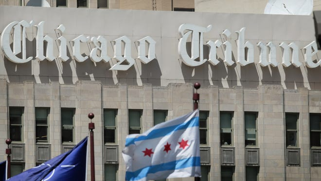 Tribune Co.today announced plans to separate its print and broadcast holdings.