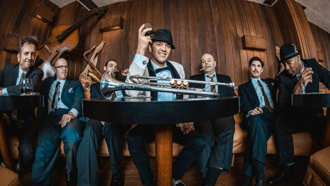 """The Cherry Poppin' Daddies release their new album, """"White Teeth Black Thoughts,"""" July 16."""