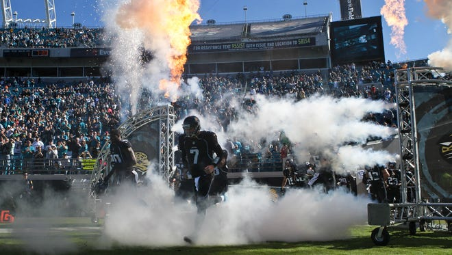 The game-day experience at EverBank Field in Jacksonville will now include an air-conditioned lounge where fantasy football owners can check their progress and watch other games.