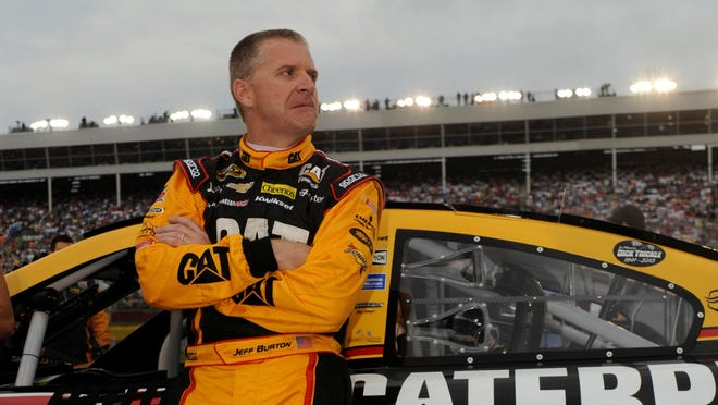 Jeff Burton has earned 21 wins and 251 top-10 finishes in 21 years of racing in NASCAR's premier series.