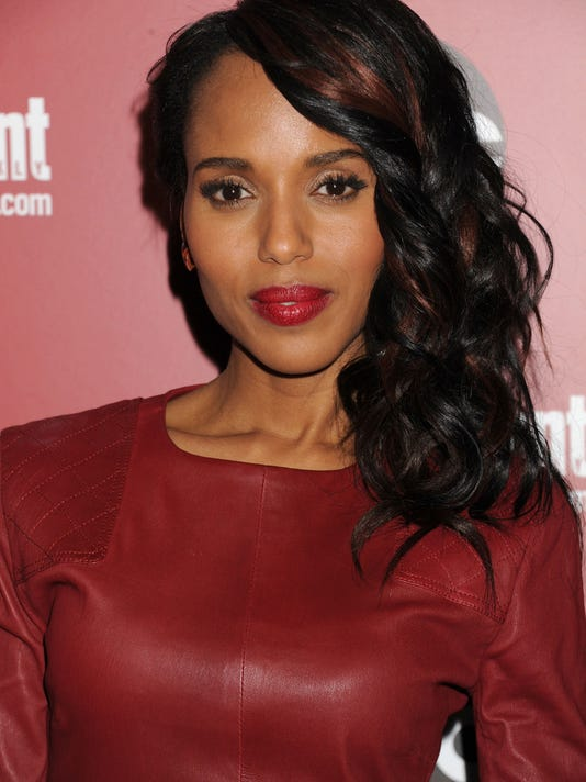 Kerry Washington weds Nnamdi Asomugha