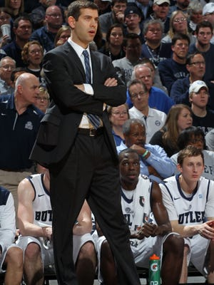 Butler moved to the Big East Conference for this upcoming season, but it'll be without coach Brad Stevens now.
