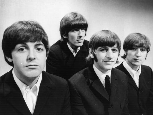 For A Band With Such Seismic Influence On Music And Popular Culture The Beatles
