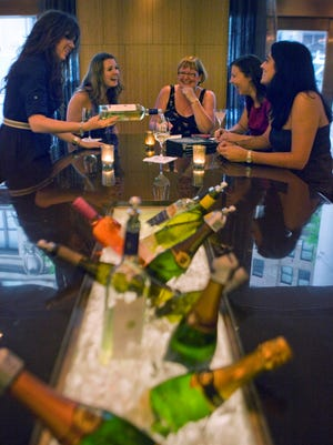 Take advantage of the hotel's social hour at the bar or concierge floor to mix business with relaxation.