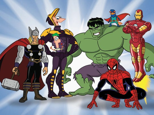 Phineas Marvel group