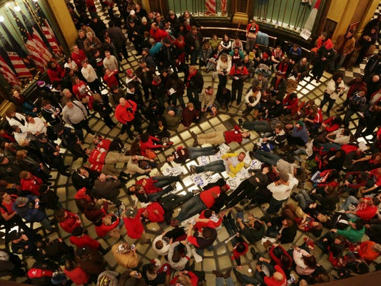 Court rejects request for Michigan right-to-work opinion