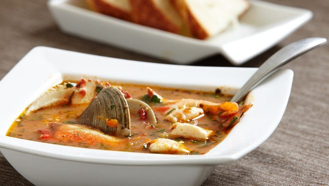 Many believe cioppino was introduced to the Bay Area by Italian fisherman during the Gold Rush years.