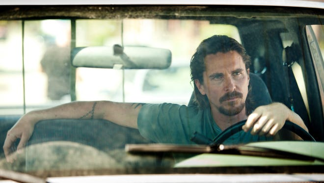 """Christian Bale worked at a furnace and wore his work clothes at all times filming """"Out of the Furnace."""""""