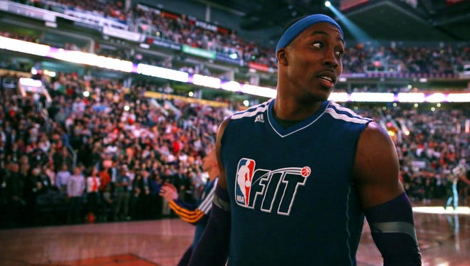 Dwight Howard will leave the Lakers to join the Rockets, USA TODAY Sports learned Friday.
