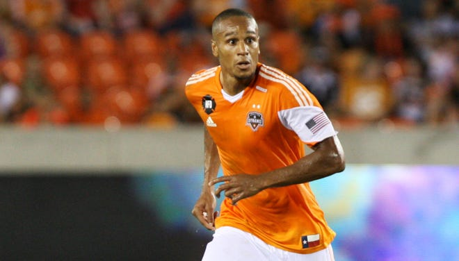 Midfielder Ricardo Clark scored in the 59th minute to give the Dynamo the win over Union.