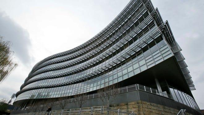 Alcoa's headquarters in Pittsburgh.