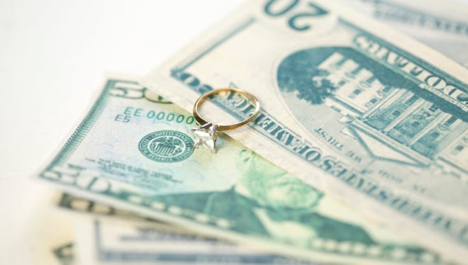 Postnuptial agreements are on the rise, according to a recent survey.