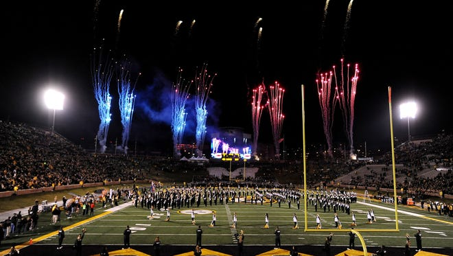 Missouri expected more fireworks during its first season as a member of the SEC.