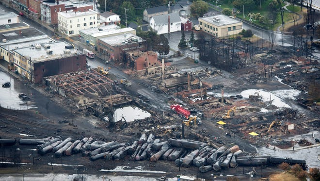 Canadian transportation authorities have strengthened rules regarding trains in light of the July 6 oil train derailment that killed dozens.