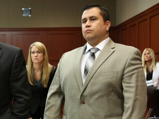 Judge considers lesser charges for Zimmerman
