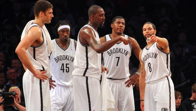 The Brooklyn Nets will have a projected payroll of almost $98 million in the 2013-14 season.