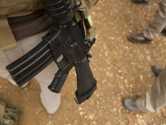 U.S. arms showing up in hands of pro-Assad militias