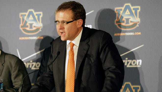 Former offensive coordinator Gus Malzahn is back to save the day at Auburn.