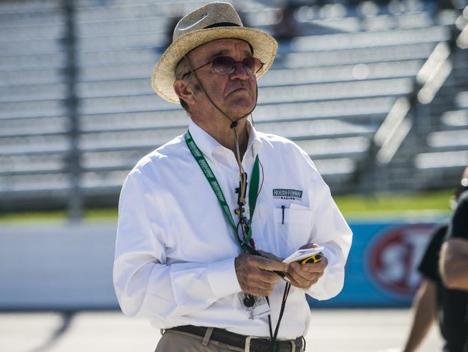 Jack Roush, born April 19, 1942, founded his NASCAR team in 1988. Since then, his cars have made more than 5,000 starts in NASCAR's three national