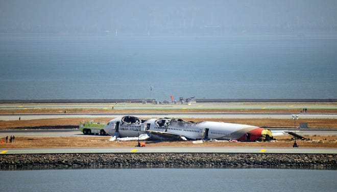 Pilot error is being considered a factor in the Asiana Airlines crash in San Francisco, raising concerns over how much flight training is needed before flying an airliner.