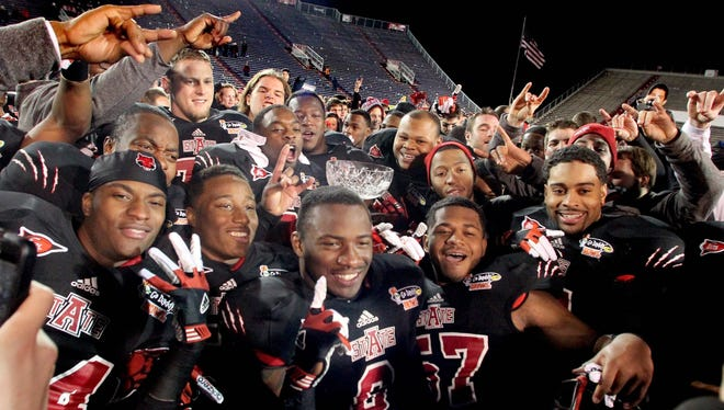 Arkansas State looks for another celebratory season under a new coaching staff.