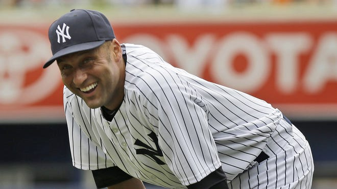 Derek Jeter returns to the Yankees lineup as the DH and batting second.