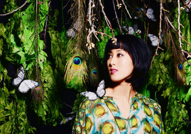Singer-songwriter Vienna Teng will release her fifth album, 'Aims,' Sept. 24.