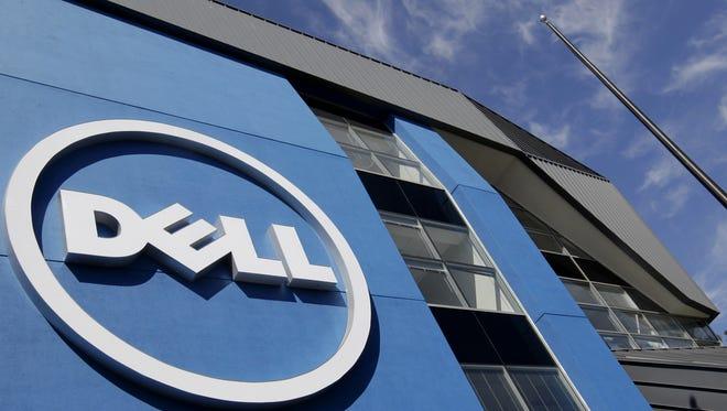 Dell offices in Santa Clara, Calif.