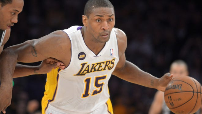 Lakers have used the NBA amnesty provision to part ways with World Peace.