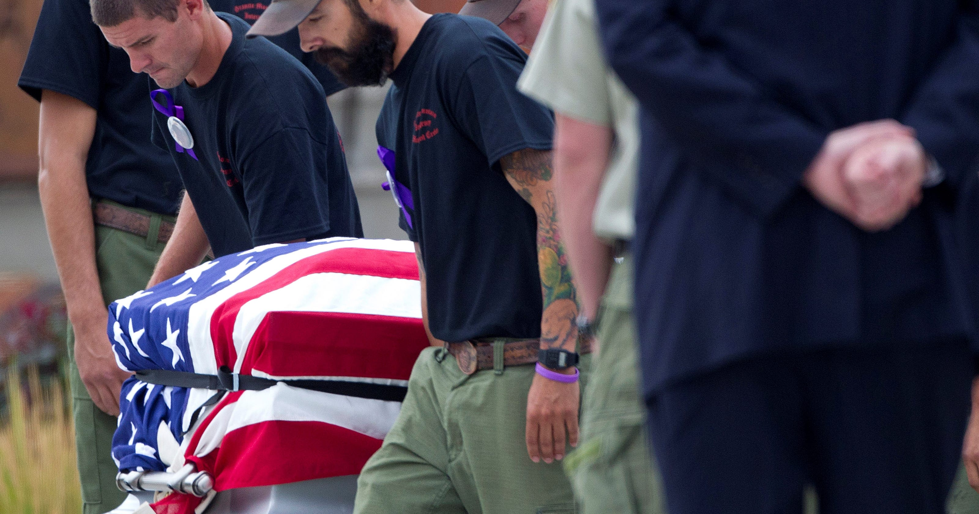 3 arrested for crimes in wake of Yarnell fire trauma