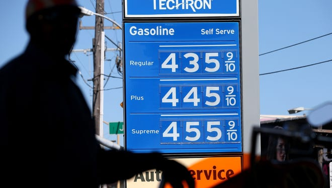 A rise in the price of fuel pushed the cost of wholesale goods up 0.8% in June.