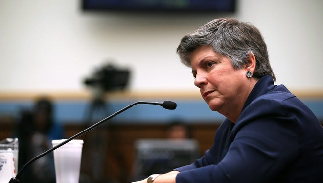 U.S. secretary of Homeland Security Janet Napolitano will resign to become the next president of the University of California.