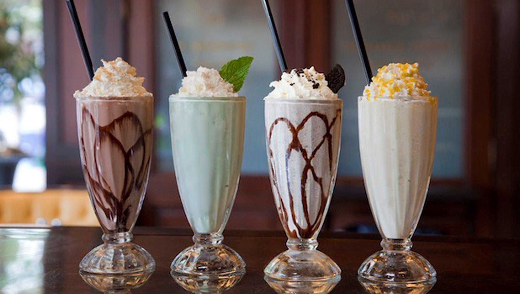 America S Best Milkshakes
