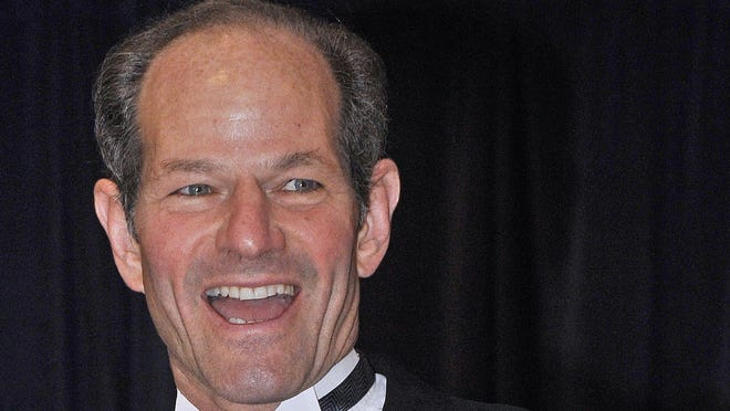 Former New York Governor Eliot Spitzer has a new book out. He's also running for New York City Comptroller.