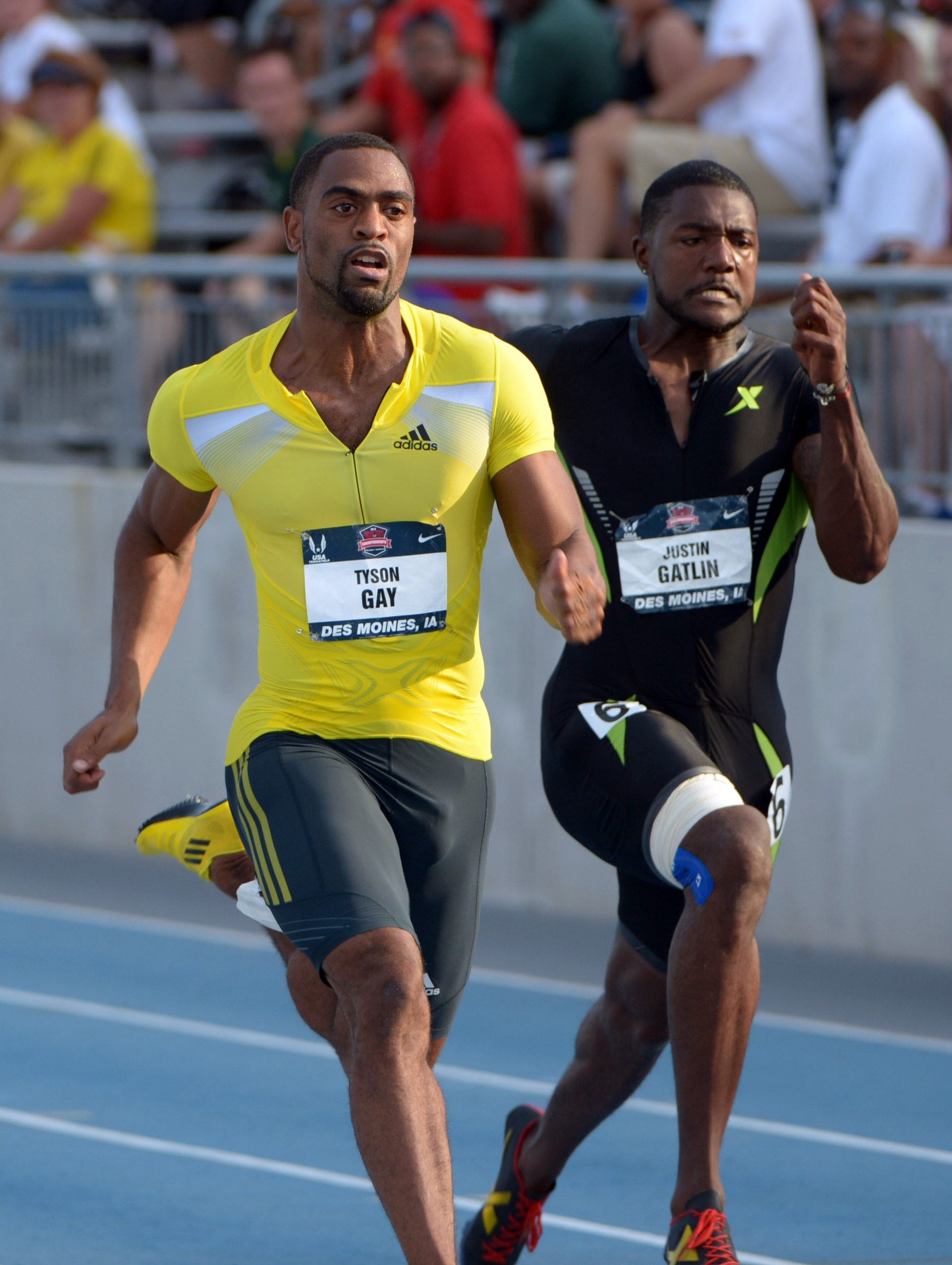 Email tyson gay