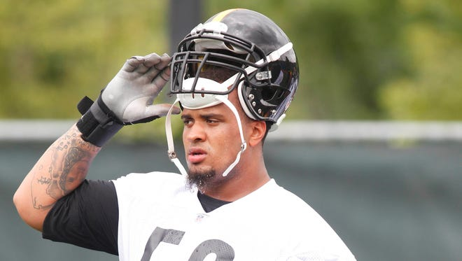 Steelers C Maurkice Pouncey has been named to the Pro Bowl in all three of his NFL seasons.