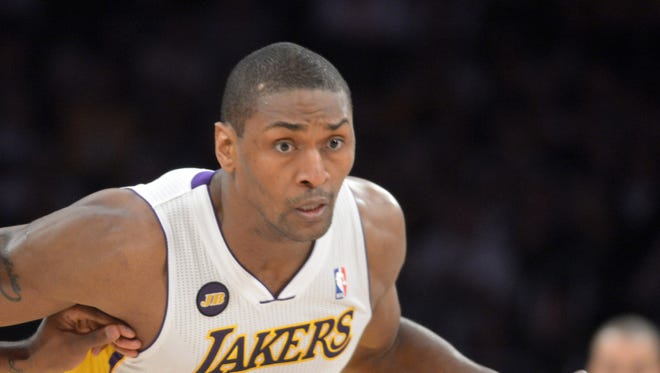 Metta World Peace has agreed to a deal with the New York Knicks.