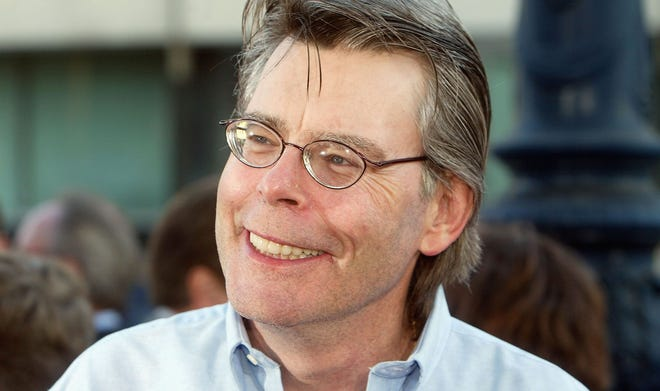 Author Stephen King applauds J.K. Rowling for using a pseudonym to publish a book, which he has also done in the past.