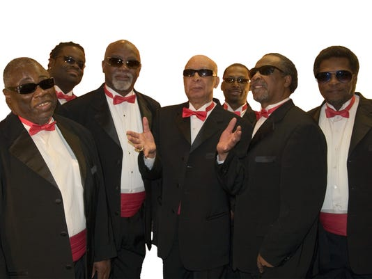 91a4bd4262f8 Vocalist Billy Bowers of Blind Boys of Alabama dead at 71